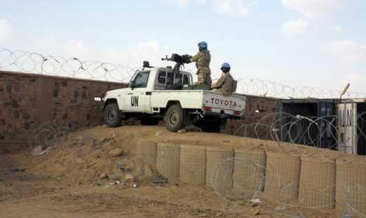 Бойовики атакували базу миротворців у Малі