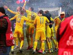 Україна пройшла стадію плей-оф у відборі до Євро-2016