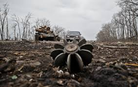Зона АТО: перестрілка у районі Бахмутки та важкі розриви у районі ДАП