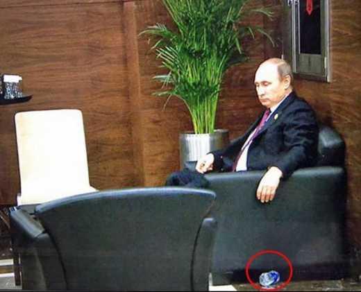 После разговора с Обамой Путину стало дурно