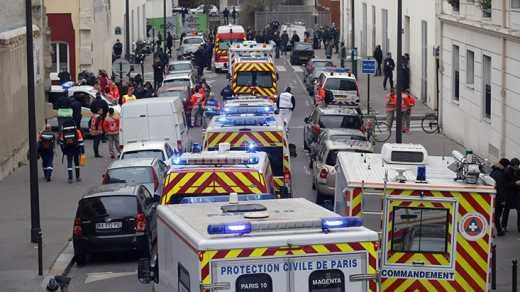 Ватикан: «Теракт в Париже – нападение на мир всего человечества»