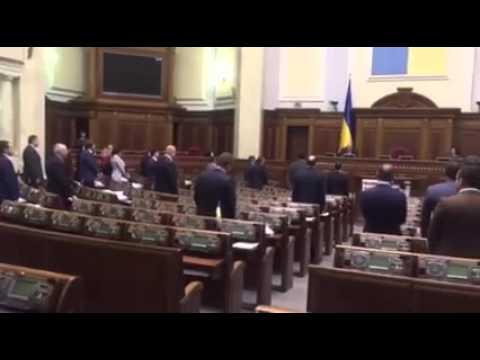 Нардеп від  «Опоблоку» відмовився вшанувати пам'ять жертв Голодомору