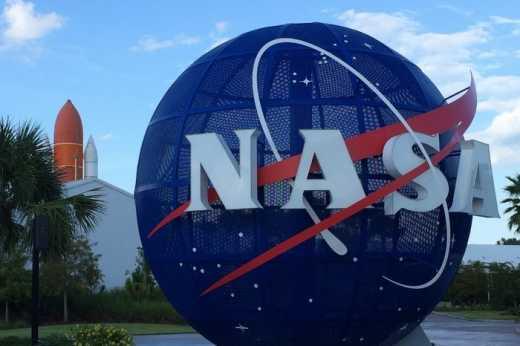 NASA вперше відвідає Україну