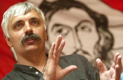 В Італії затримано лідера «Братства» Дмитра Корчинського