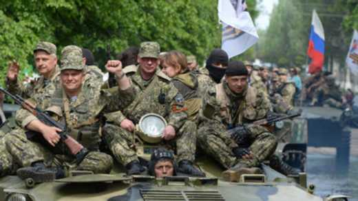 Боевики приготовились к атаке: прибыли российские военные и запрещенная техника