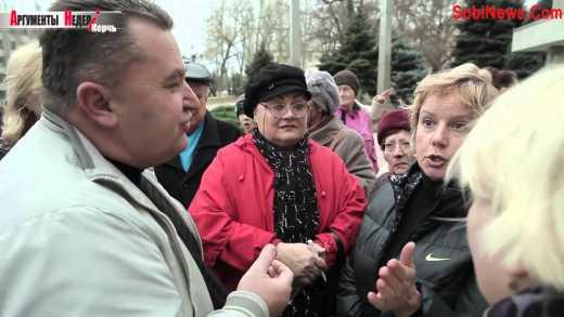 Пісець по-кримськи, або як швидко лікується маразм «кримнаш»