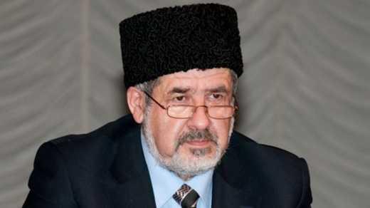 Интерпол остановил розыск председателя Меджлиса Рефата Чубарова