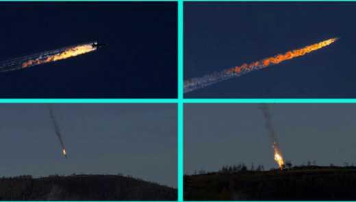 Reuters: Турция сбила российский самолет из-за нарушения воздушного пространства