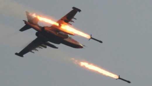 Авиация РФ бомбит Пальмиру, где находится ИГИЛ