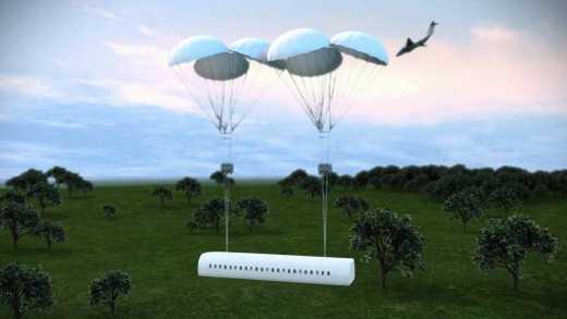 Украинец разработал первую в мире капсулу, для спасення людей в авиакатастрофе (ВИДЕО)