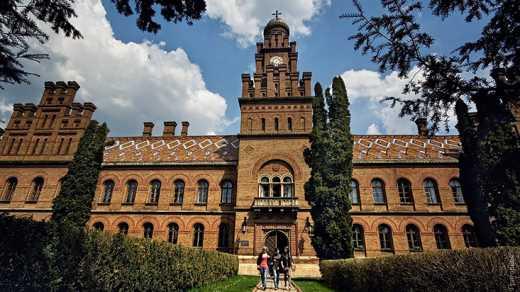 Студентов Черновицкого университета посадили в тюрму на 3 года