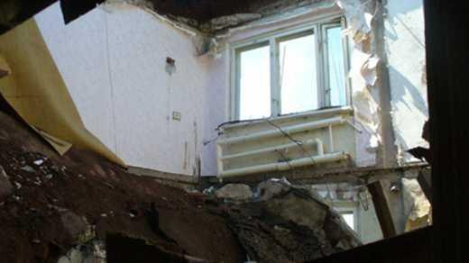 В Ужгороде подорвали два дома