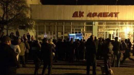 Крим без світла, зате з телеканалом «Россия 24»