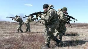 Розпочався другий етап підготовки військових ЗСУ