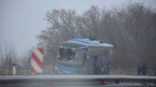 В России – авария с участием украинцев, есть жертвы