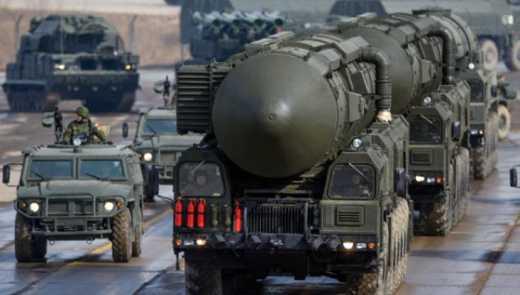 Ядерне силы России привели к боевой готовности