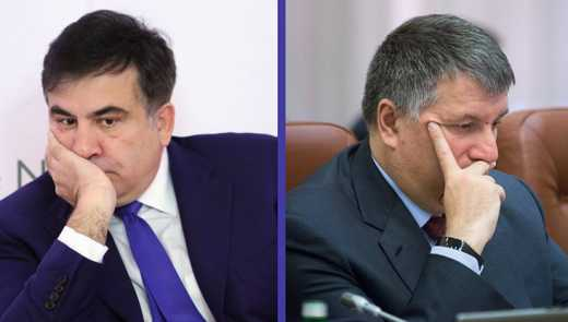 Я подал в суд на господина Саакашвили, — Аваков