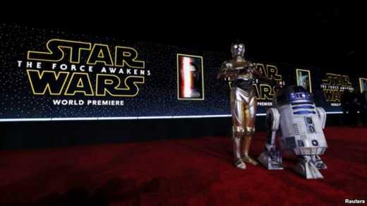 Продаж білетів на «Зоряні війни-7» побив світовий рекорд