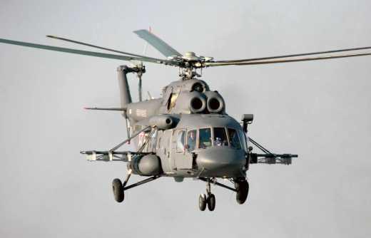 Сирійські турки підбили два російські гелікоптери