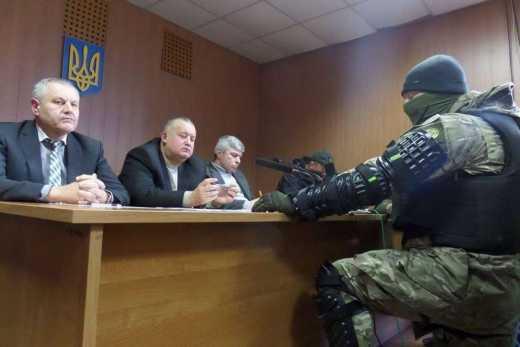 «Правий сектор» Одеси повстав проти суддів