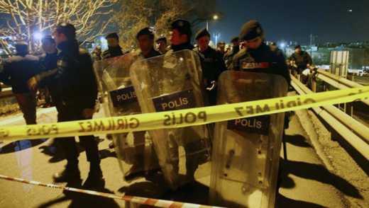 Reuters: В стамбульском метро подорвалась бомба