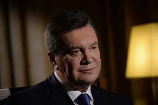 Янукович попал в рейтинг крупнейших коррупционеров мира