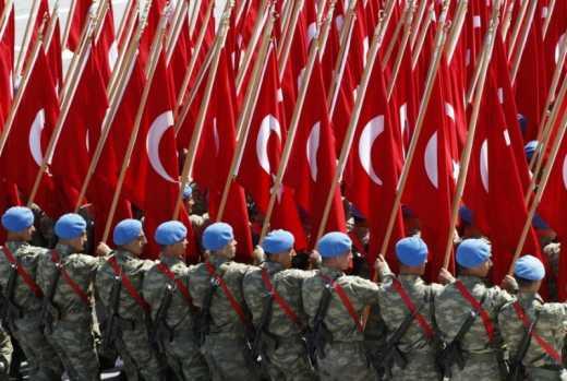 Турецкая армия способна захватить Россию за 7 дней