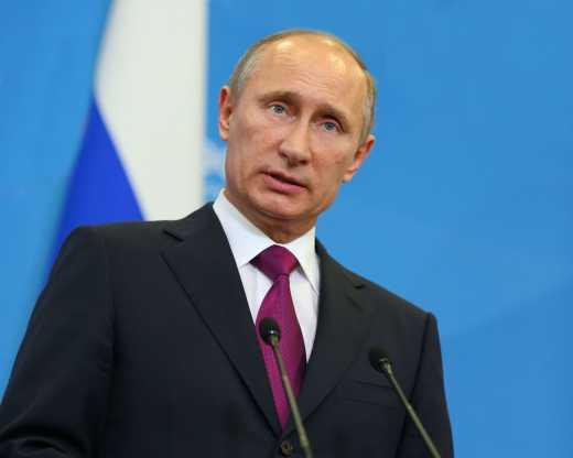 Путин приказал действовать в Сирии «предельно жестко»