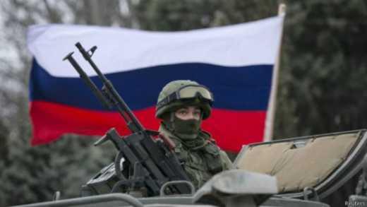 The New York Times: Росія таки готується до великої війни