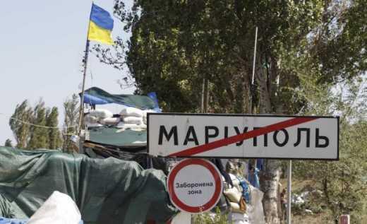 З'явилися докази наступу російських військ на Маріуполь у 2014 році