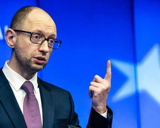 """Яценюк: Украина готова к безвизовой """"жизни"""" с ЄС"""