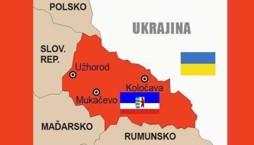 Закарпатье готовят к отделению от Украины