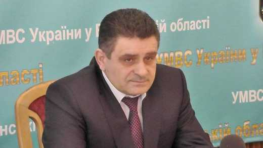Голову Київської поліції звільнено
