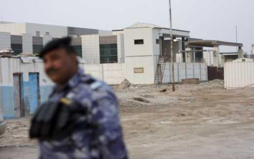 Іракські війська звільнили від ІДІЛ базу в Ер-Рамаді