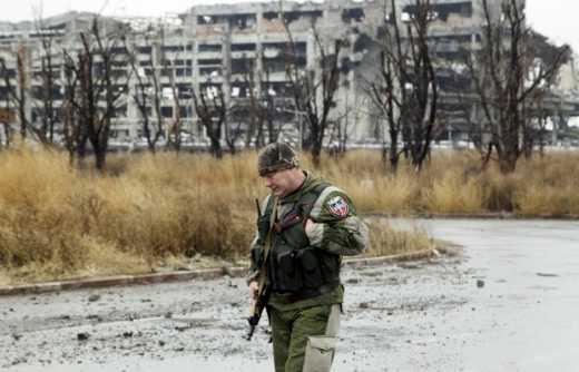 Школу в Новгородську обстріляли з «Градів»