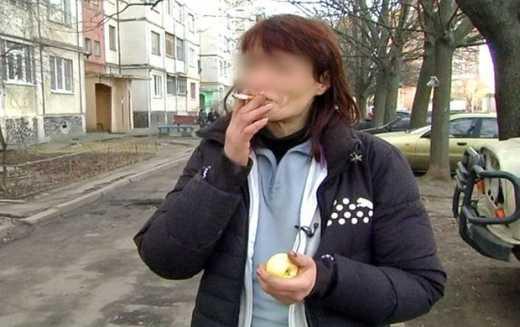 У Полтаві нетвереза жінка збиралася підірвати відділок поліції… яблуком