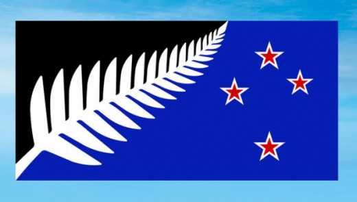 Жителі Нової Зеландії  на референдумі обрали новий прапор