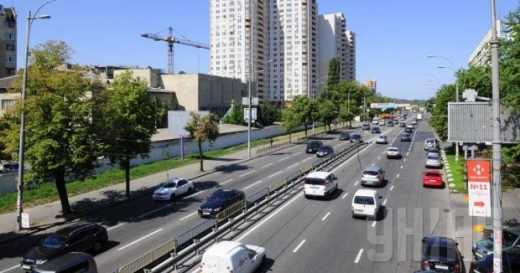 Київський проспект Червонозоряний змінив назву на проспект ім. Лобановського
