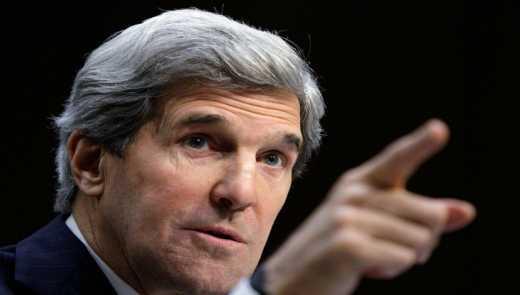 США продовжуватимуть розширення санкцій відносно Росії  до виконання мінських угод, – Джон Керрі