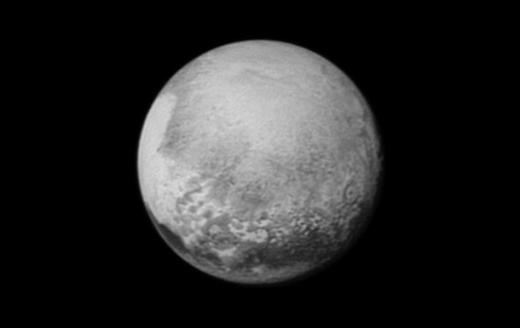 NASA опублікував знімки Плутона