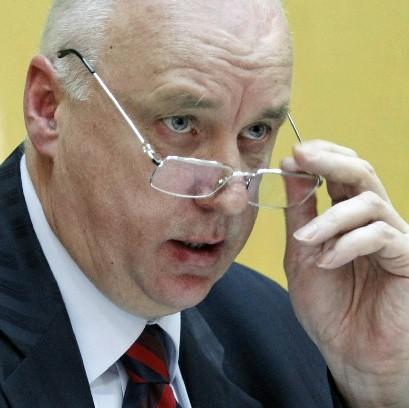 Слідчий комітет РФ очолює мафіозій