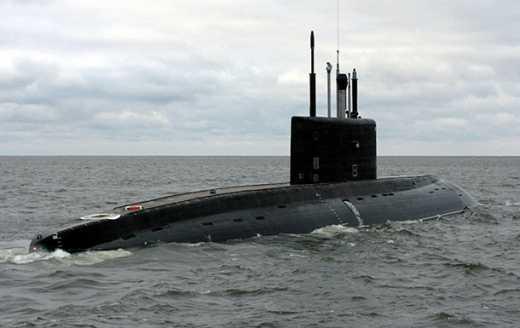Росія вперше атакувала ІД з підводного човна