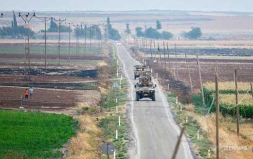 Туреччина будує стіну на сирійському кордоні