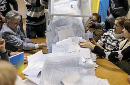 Жителі Маріуполя проголосували за мера із «Опозиційного блоку»