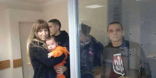 Активиста «Правого сектора» выпустили на свободу