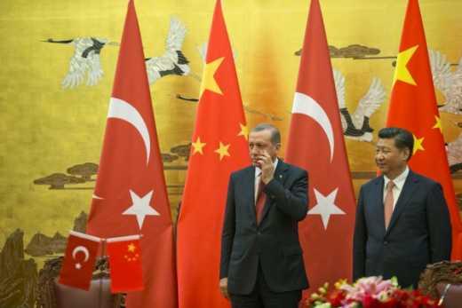 Китай и Турция договариваются работать в обход России
