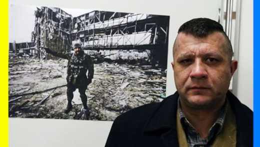 «Киборга» Андрея Гречанова освободили из плена боевиков «ДНР»