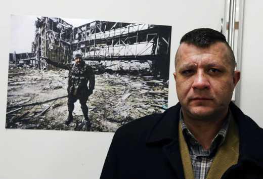 Киборг-герой Рахман, проф.военный, но доброволец рос.-укр.войны, рассказал о пытках в плену