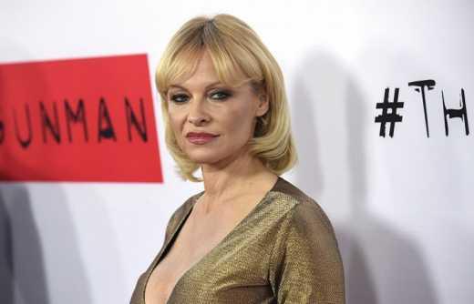 Трухнула стариной: Памела Андерсон последний раз разделась для «Playboy»