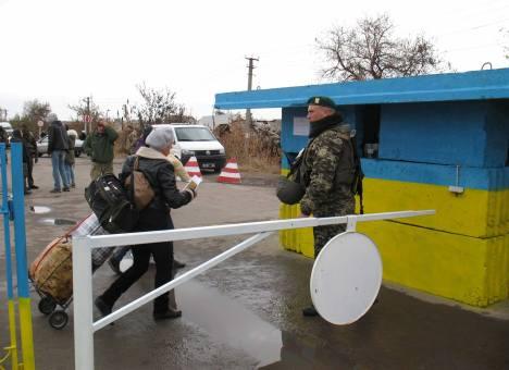 Прикордонники затримали чоловіка із чеком «банку ЛНР»